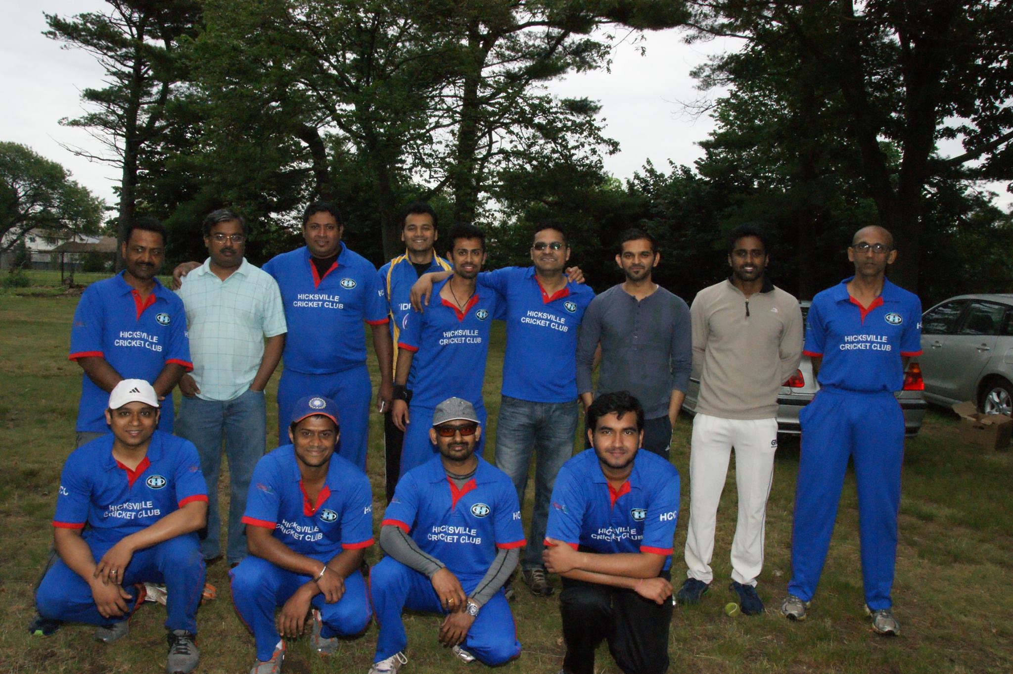 Hicksville Cricket Club Tournament Gallery